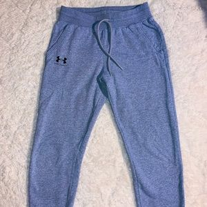Under Armour joggers. Like New Condition!